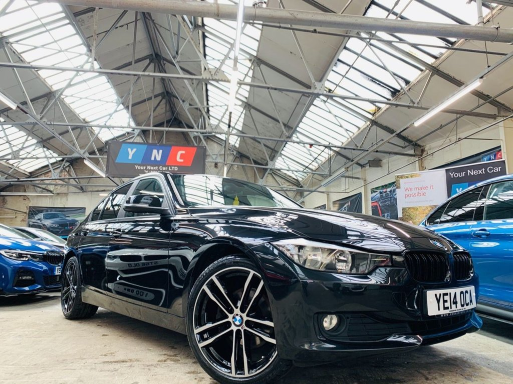 USED 2014 14 BMW 3 SERIES 2.0 320d BluePerformance SE (s/s) 4dr YNCSTYLING+19S+HTDLTHR