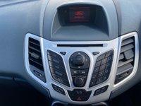 USED 2012 12 FORD FIESTA 1.2 ZETEC 5d 81 BHP