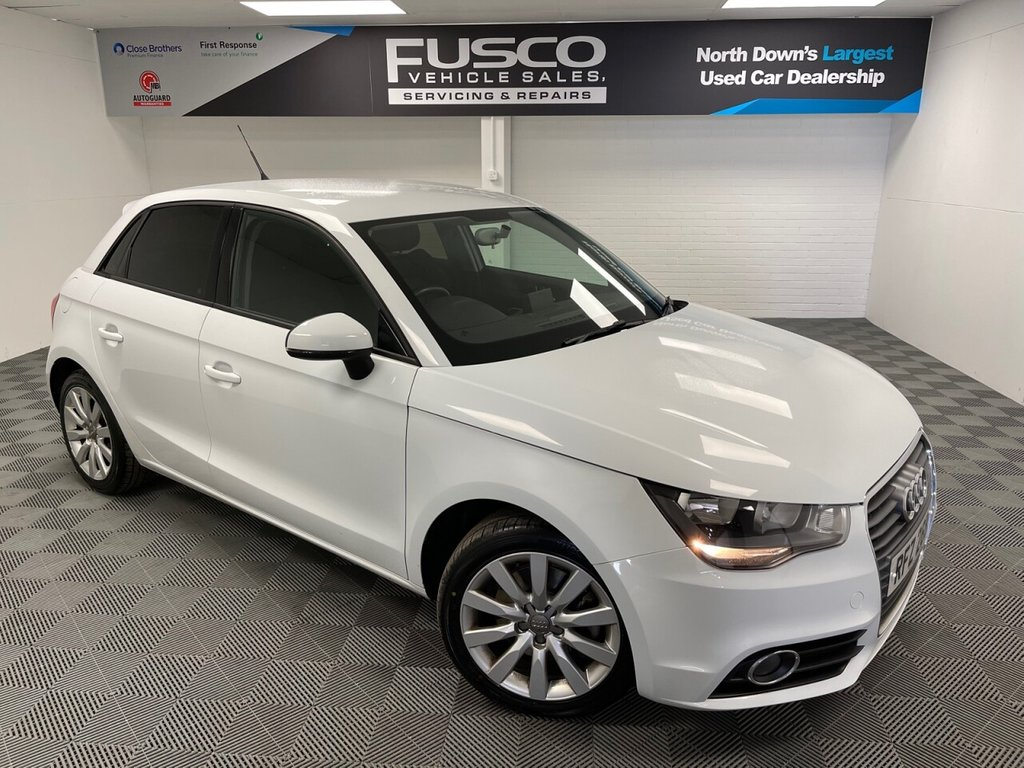 USED 2014 AUDI A1 1.6 SPORTBACK TDI SPORT 5d 103 BHP NATIONWIDE DELIVERY AVAILABLE!
