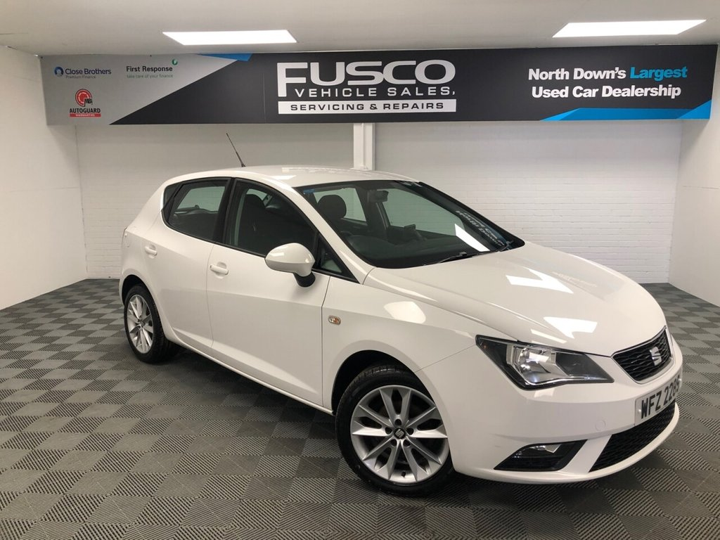 USED 2015 SEAT IBIZA 1.4 TOCA 5d 85 BHP NATIONWIDE DELIVERY AVAILABLE!