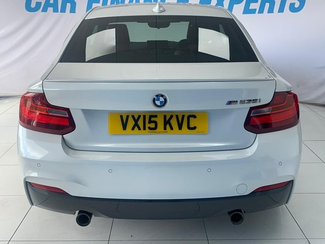 BMW M2 at Autos North West