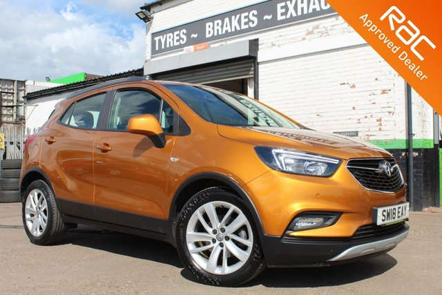 USED 2018 18 VAUXHALL MOKKA X 1.4 ACTIVE ECOTEC S/S 5d 138 BHP VIEW AND RESERVE ONLINE OR CALL 01527-853940 FOR MORE INFO.