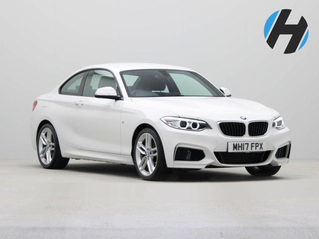 USED 2017 17 BMW 2 SERIES 1.5 218I M SPORT