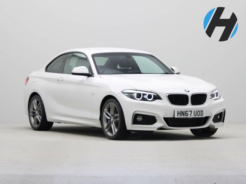 USED 2017 67 BMW 2 SERIES 1.5 218I M SPORT
