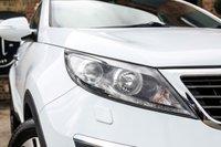 USED 2013 63 KIA SPORTAGE 1.7 CRDI 3 5d 114 BHP