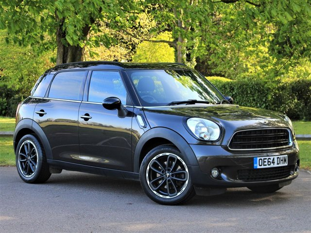 USED 2014 64 MINI COUNTRYMAN 1.6 COOPER D 5d 112 BHP £194 PCM With £1095 Deposit