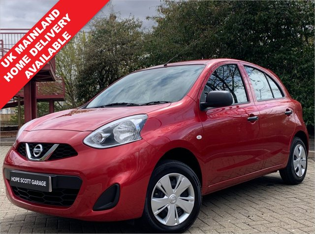 View our NISSAN MICRA