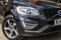 USED 2015 64 VOLVO XC60 2.0 D4 R-DESIGN LUX NAV 5d 178 BHP