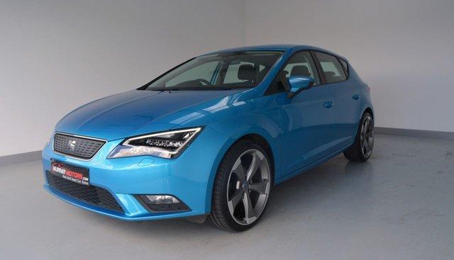 USED 2017 SEAT LEON 1.6 TDI ECOMOTIVE SE TECHNOLOGY 5DOOR 110 BHP* ALOR BLUE*