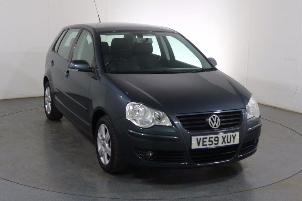 USED 2010 59 VOLKSWAGEN POLO 1.2 MATCH 5d 59 BHP