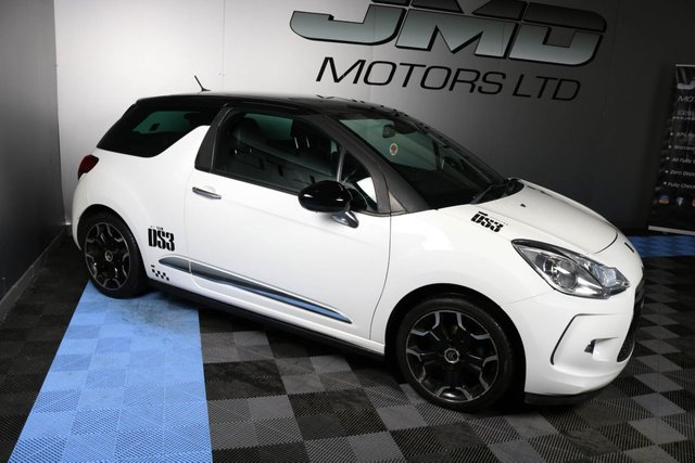 USED 2012 12 CITROEN DS3 2012 CITROEN DS3 1.6 E-HDI DSTYLE PLUS 3dr 90 BHP (FINANCE AND WARRANTY)