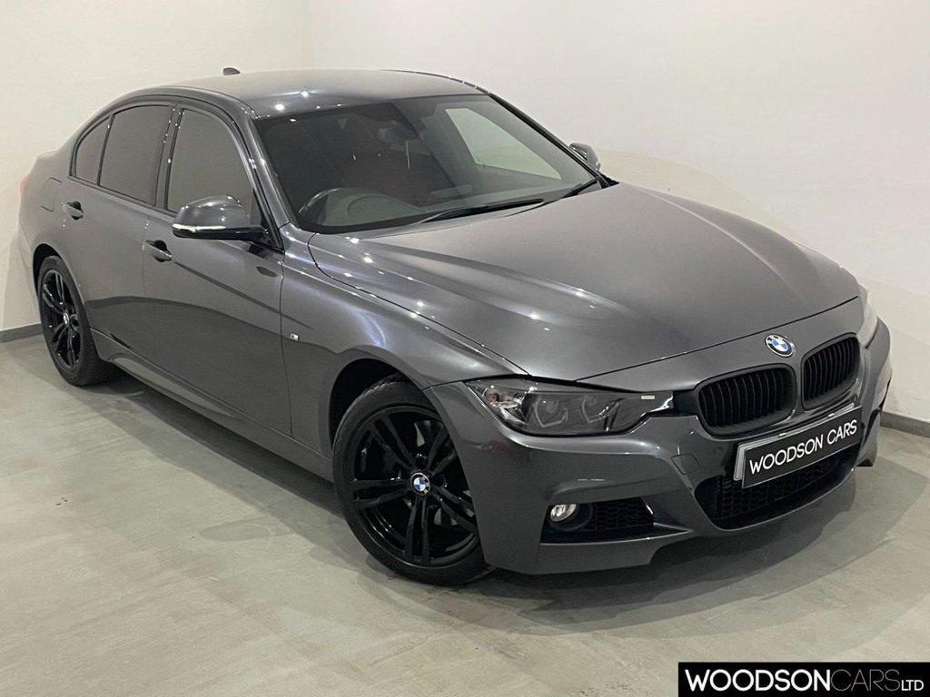 USED 2015 15 BMW 3 SERIES 3.0 335D M SPORT 4d 309 BHP Sat Nav / Bluetooth / DAB / Parking Sensors / Isofix