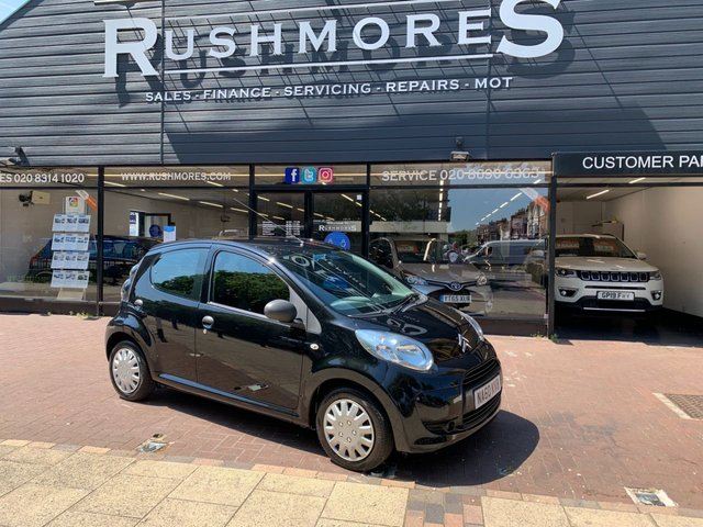 USED 2010 60 CITROEN C1 1.0 VTR 5d 68 BHP Ideal first car - cheap to maintain - great service records from previous owner and brand new clutch and reconditioned gearbox fitted by Rushmores - will sell fast