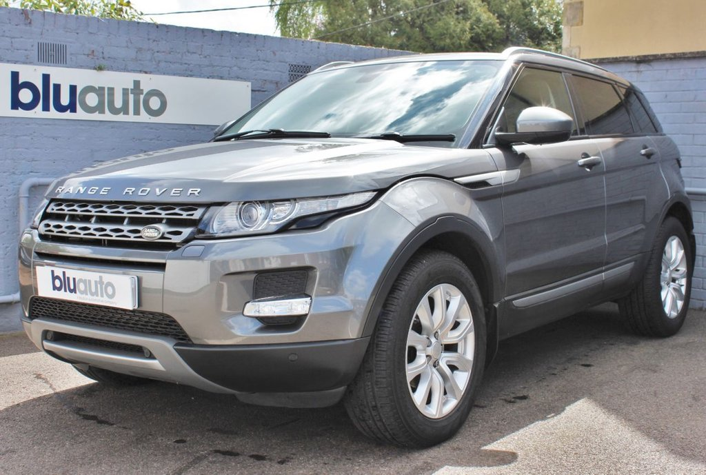 USED 2014 64 LAND ROVER RANGE ROVER EVOQUE 2.2 SD4 PURE TECH 5d 190 BHP Massive Specification..2 Owner, Full LR History, Privacy, Sunroof, Power Tailgate....