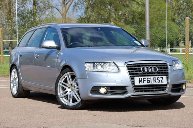 USED 2011 61 AUDI A6 2.0 AVANT TDI S LINE SPECIAL EDITION 5d 168 BHP