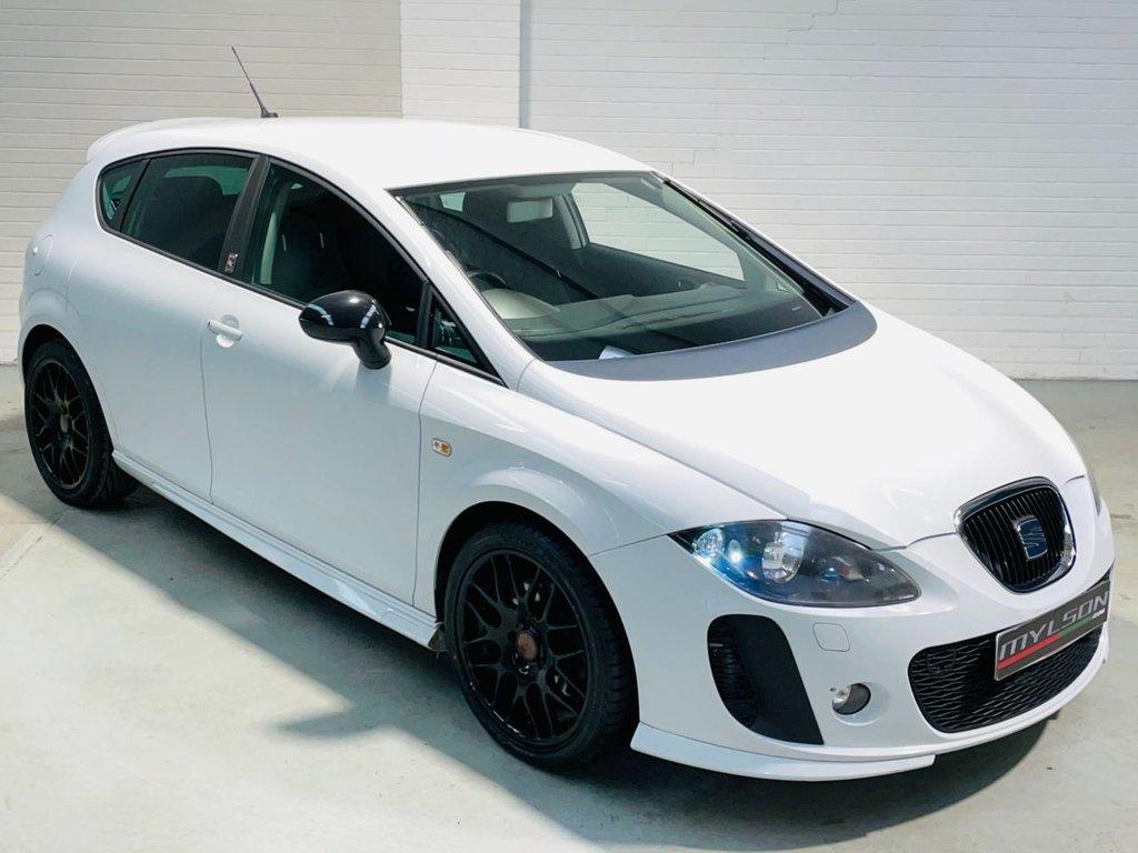 USED 2012 SEAT LEON 2.0 SUPERCOPA FR PLUS CR TDI  5d 168 BHP Supercopa FR+ Low Miles AA Inspected Warranty FINANCE