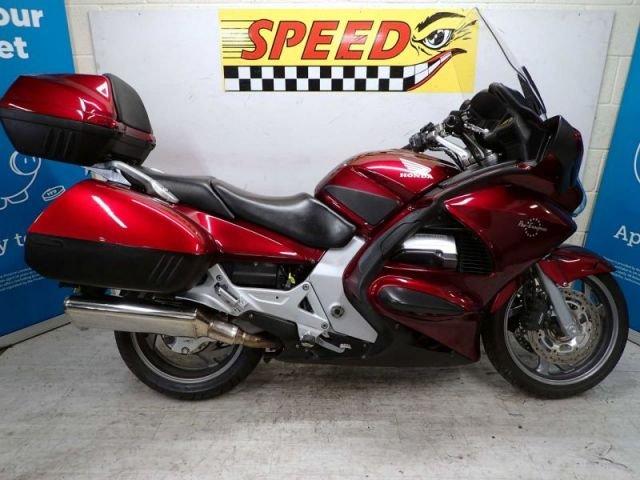 USED 2008 57 HONDA ST 1300 A-6
