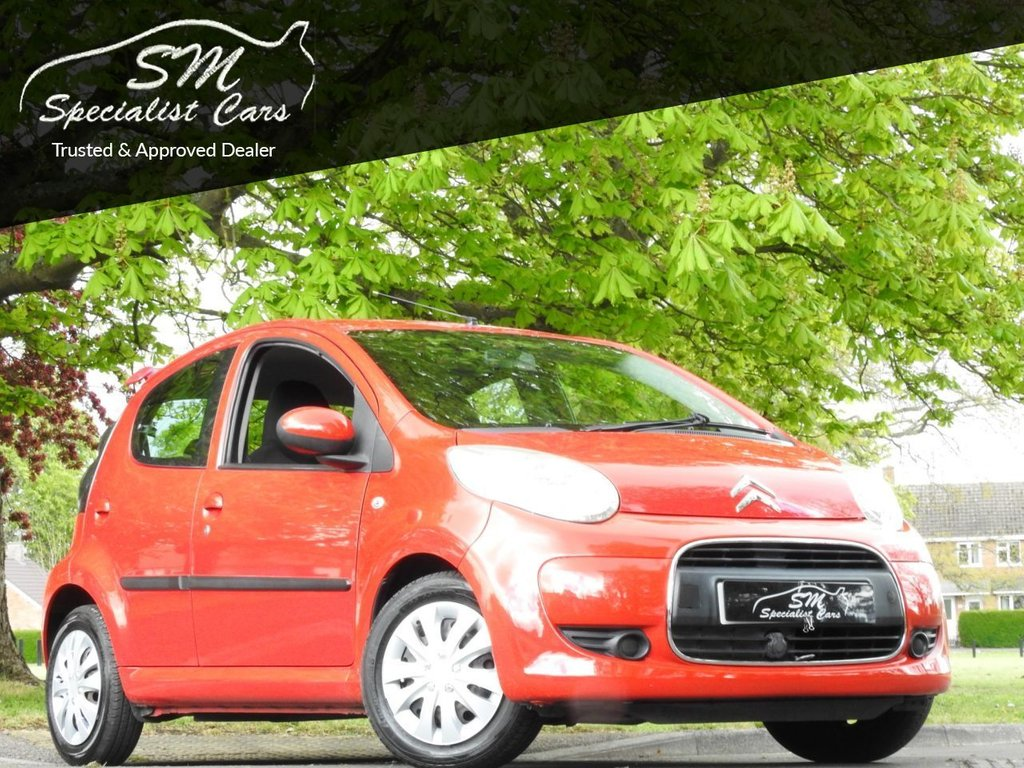 USED 2009 09 CITROEN C1 1.0 VTR 5d 68 BHP ONLY 25 FROM NEW VTR VGC