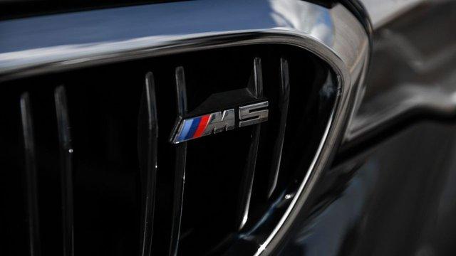 BMW M5 at Bonsha Motors