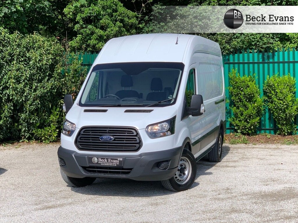 USED 2019 19 FORD TRANSIT 2.0 350 L3 H3 P/V DRW 129 BHP AIR CONDITIONING