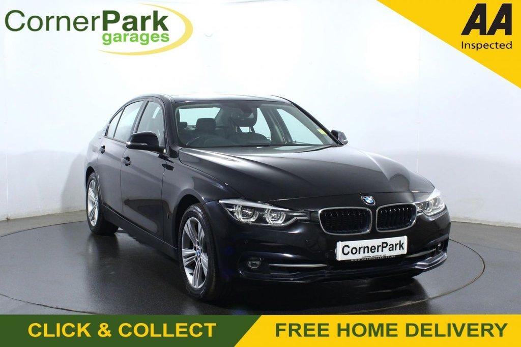 USED 2018 18 BMW 3 SERIES 2.0 330E SPORT 4d 181 BHP