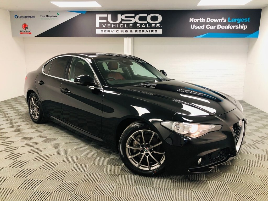USED 2018 ALFA ROMEO GIULIA 2.1 TD TECNICA 4d 178 BHP NATIONWIDE DELIVERY AVAILABLE!