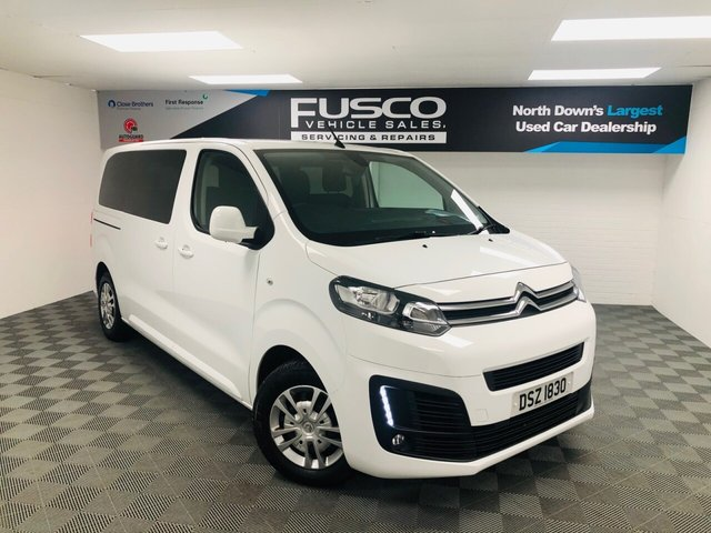 View our CITROEN SPACETOURER