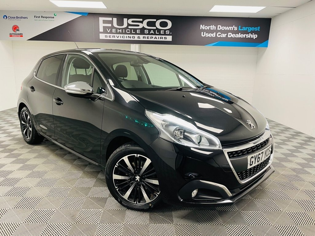 USED 2017 67 PEUGEOT 208 1.2 PURETECH ALLURE PREMIUM 5d 82 BHP NATIONWIDE DELIVERY AVAILABLE!