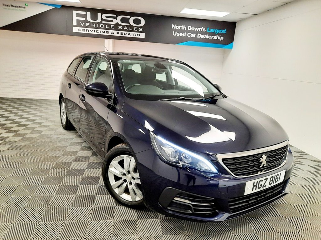 USED 2017 PEUGEOT 308 1.6 BLUE HDI S/S SW ACTIVE 5d 120 BHP NATIONWIDE DELIVERY AVAILABLE!