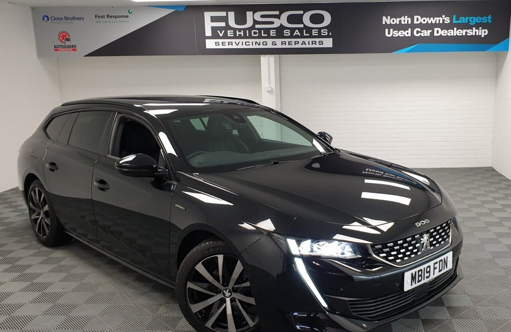 USED 2019 19 PEUGEOT 508 1.5 BLUEHDI S/S SW GT LINE 5d 129 BHP NATIONWIDE DELIVERY AVAILABLE!