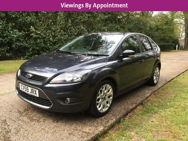 USED 2009 59 FORD FOCUS 1.6 ZETEC 5d 100 BHP Walkaround video. Delivery possible. PX Welcome