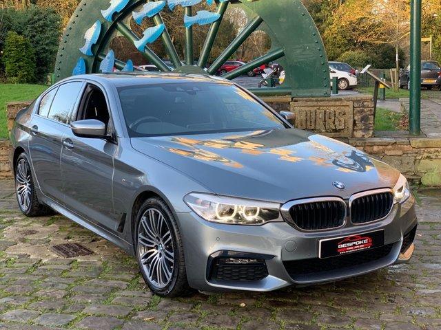 2019 69 BMW 5 SERIES 2.0 520D XDRIVE M SPORT 4d 188 BHP