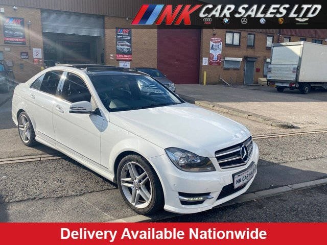 2014 14 MERCEDES-BENZ C-CLASS 2.1 C220 CDI AMG SPORT EDITION PREMIUM PLUS 4d 168 BHP OPENING PAN ROOF RESERVED  FOR GARETH FROM HULL