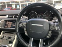 USED 2013 13 LAND ROVER RANGE ROVER EVOQUE 2.2 SD4 DYNAMIC 3d 190 BHP Spec Including Bluetooth DAB Ambient Lighting Crusie Control Front Parking Aid Rear View Camera Fixed Panoramic Roof Heated Front Seats Sat Nav Terrain Response Voice Activated Control Sport Edition  Low Mileage for its Age
