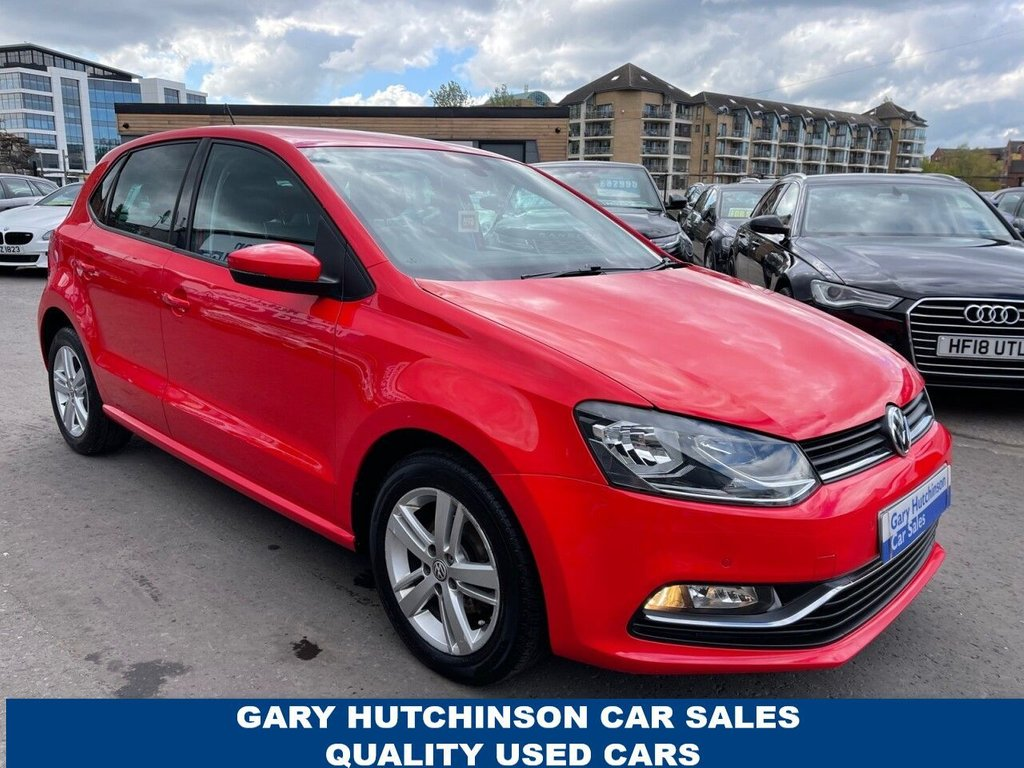 USED 2018 67 VOLKSWAGEN POLO 1.0 MATCH EDITION 5d 60 BHP