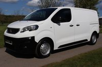 USED 2017 17 PEUGEOT EXPERT 1.6 BLUE HDI PROFESSIONAL STANDARD 95 BHP NO VAT TOP SPEC WARRANTY INCLUDED