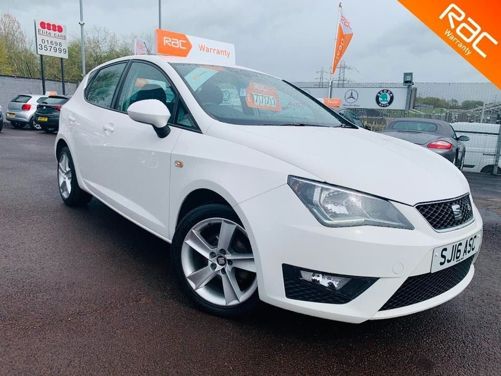 USED 2016 16 SEAT IBIZA 1.2 TSI FR Technology 5dr 12 months Nationwide warranty