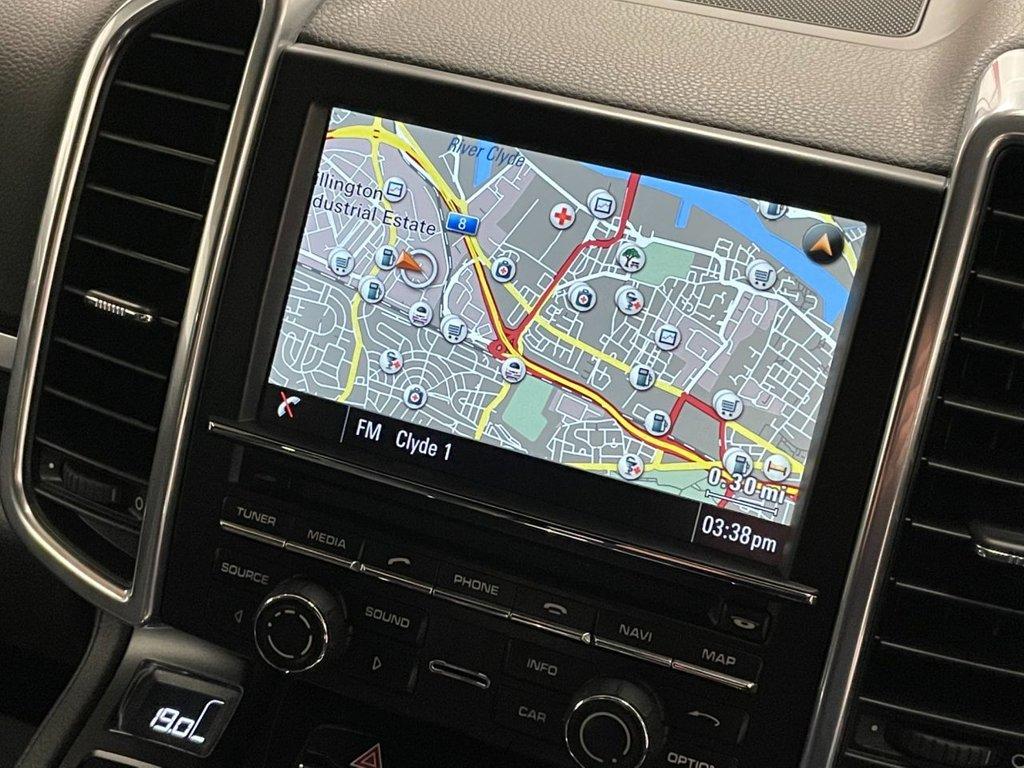 USED 2012 62 PORSCHE CAYENNE 3.0 TD Tiptronic S AWD 5dr