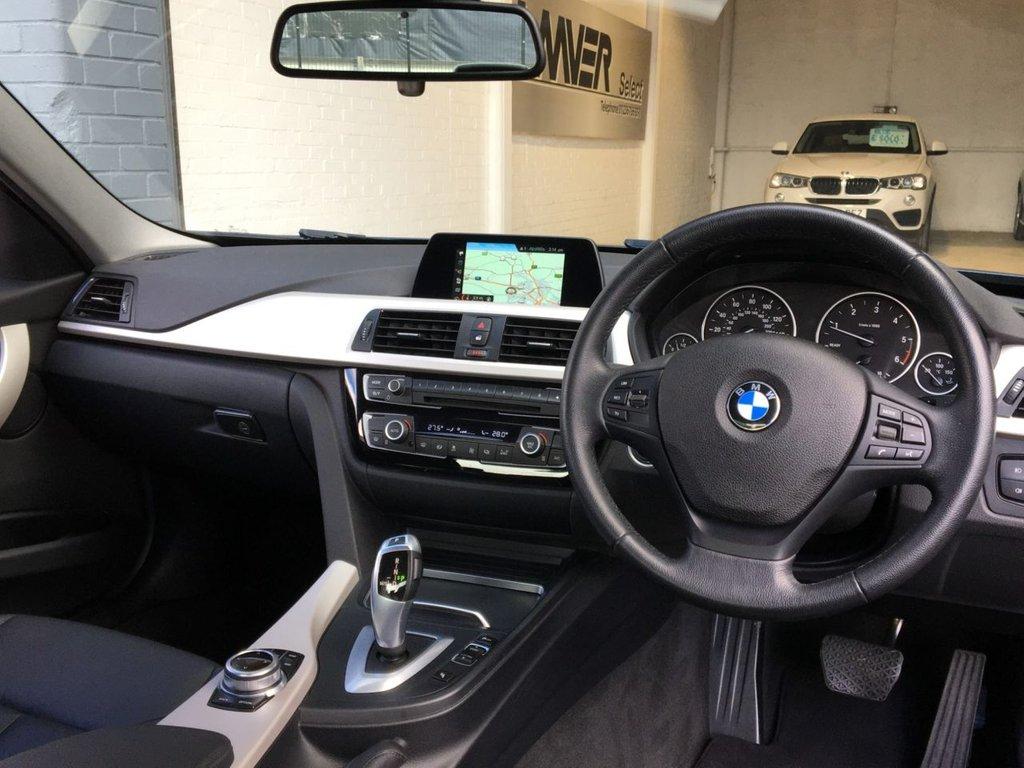 USED 2017 67 BMW 3 SERIES 2.0 320D SE 4d 188 BHP