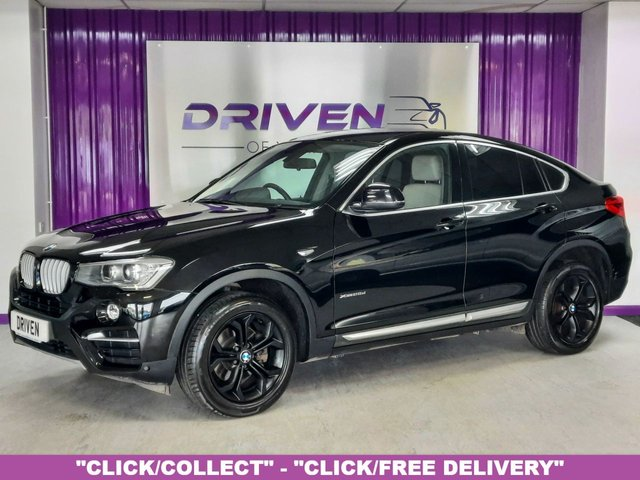 View our BMW X4