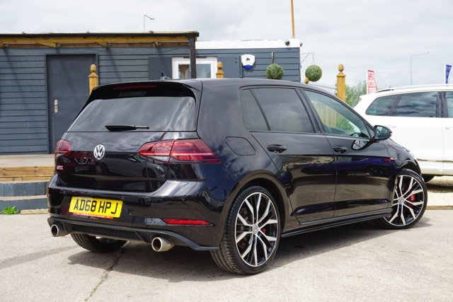 USED 2019 68 VOLKSWAGEN GOLF 2.0 GTI PERFORMANCE TSI DSG 5d 242 BHP *GREAT EXAMPLE, ONLY 9K MILES*