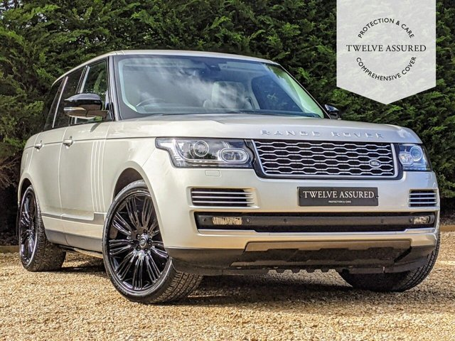 USED 2014 14 LAND ROVER RANGE ROVER 5.0 V8 AUTOBIOGRAPHY 5d AUTO 510 BHP (PAN ROOF)