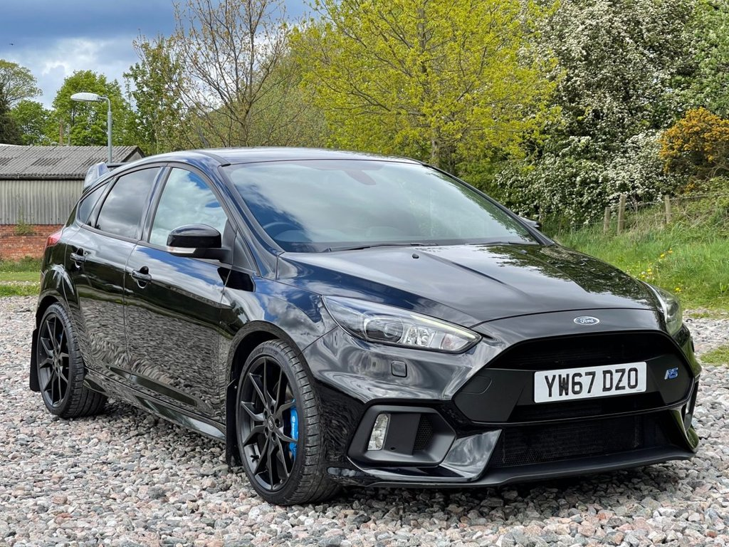 USED 2017 67 FORD FOCUS 2.3 RS 5d 346 BHP Free Nexr Day Nationwide Delivery