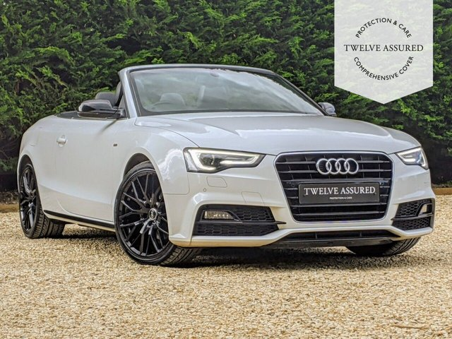 USED 2015 65 AUDI A5 1.8T FSI S-LINE SPECIAL EDITION PLUS