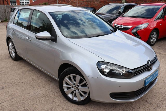 USED 2012 62 VOLKSWAGEN GOLF 2.0 MATCH TDI DSG 5d 138 BHP * BUY ONLINE * FREE NATIONWIDE DELIVERY *