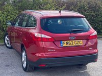 USED 2012 62 FORD FOCUS 1.6 ZETEC TDCI 5d 113 BHP *  RECENTLY SERVICED  *