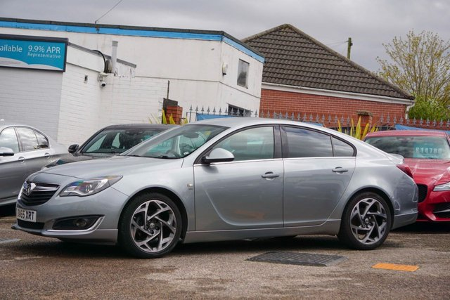 VAUXHALL INSIGNIA at Tim Hayward Car Sales