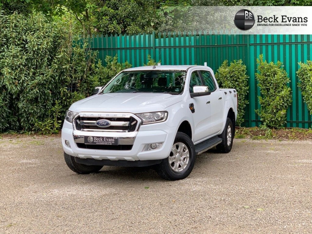 USED 2017 67 FORD RANGER 2.2 XLT 4X4 DCB TDCI 4d 148 BHP DOUBLE CAB