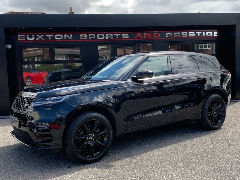 USED 2018 18 LAND ROVER RANGE ROVER VELAR 2.0 P250 R-Dynamic S Auto 4WD (s/s) 5dr Full LR Service History