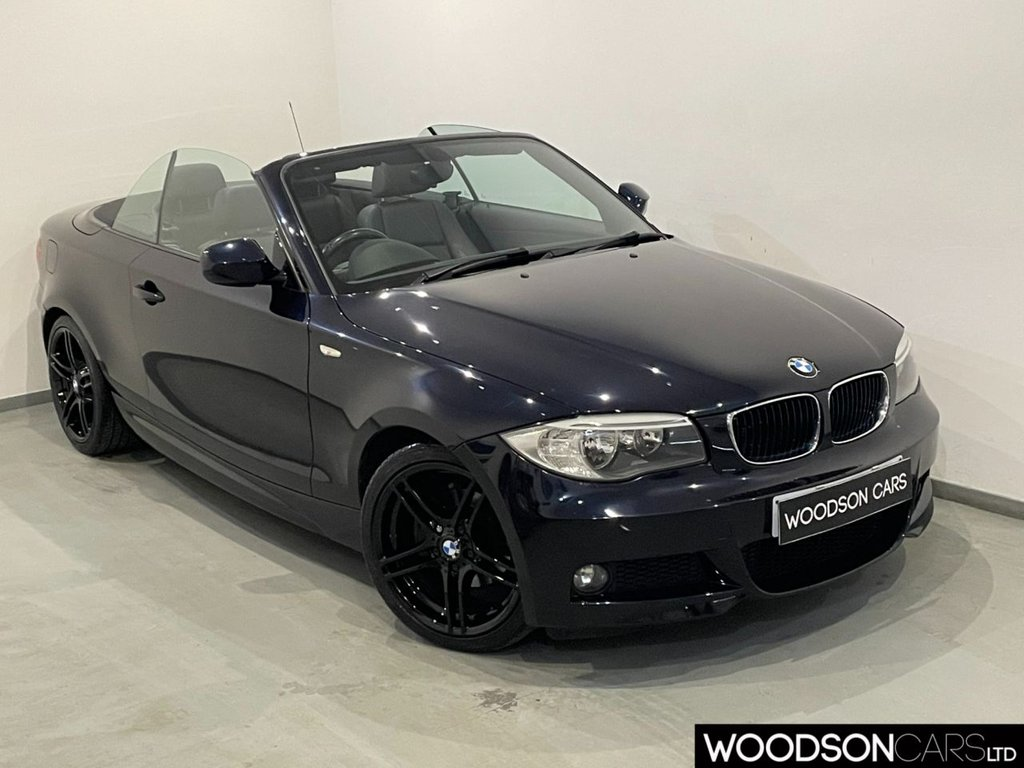 USED 2013 62 BMW 1 SERIES 2.0 118D SPORT PLUS EDITION 2d 141 BHP Bluetooth / Heated Leather / Aux / USB